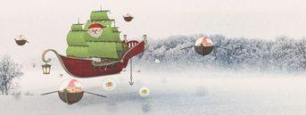 Santa's ship