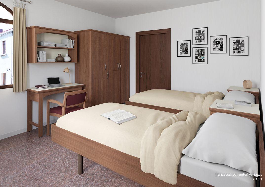 Dormitorio a Venezia