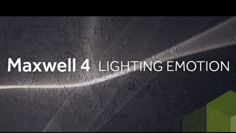 Maxwell Render 4: promo -30% estesa fino al 10 ottobre