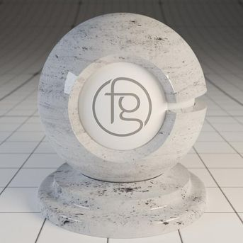 Vray Marble material 3ds max