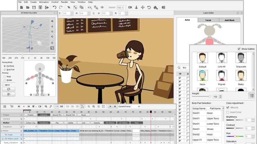 CrazyTalk Animator 2