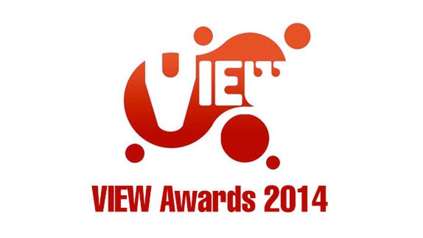 VIEW AWARDS 2014