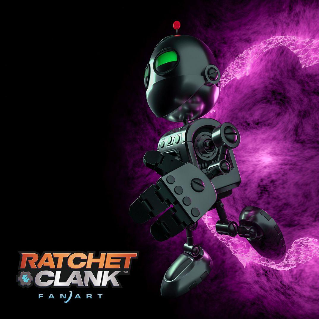 CLANK / Ratchet & Clank: Rift Apart
