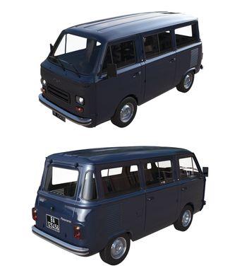 Fiat 900 panorama