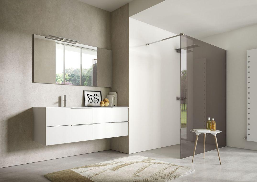 3D arredo bagno per catalogo Idea Group - Neiko s r l