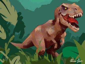 Tyrannosaurus Rx