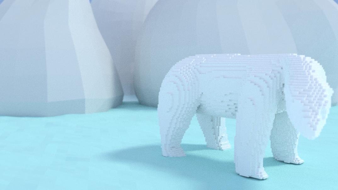 LP Polar Bear