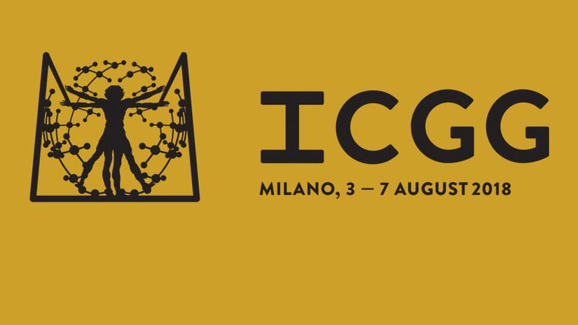 ICGG 2018 - Call for Papers