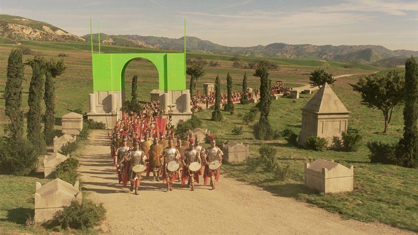 Ave, Cesare! - VFX Breakdown