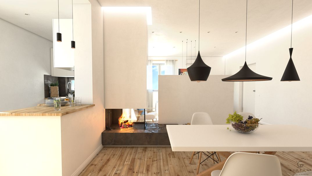 Progetto per ristrutturazione appartamento