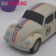 Volkswagen Beetle printable 3D model