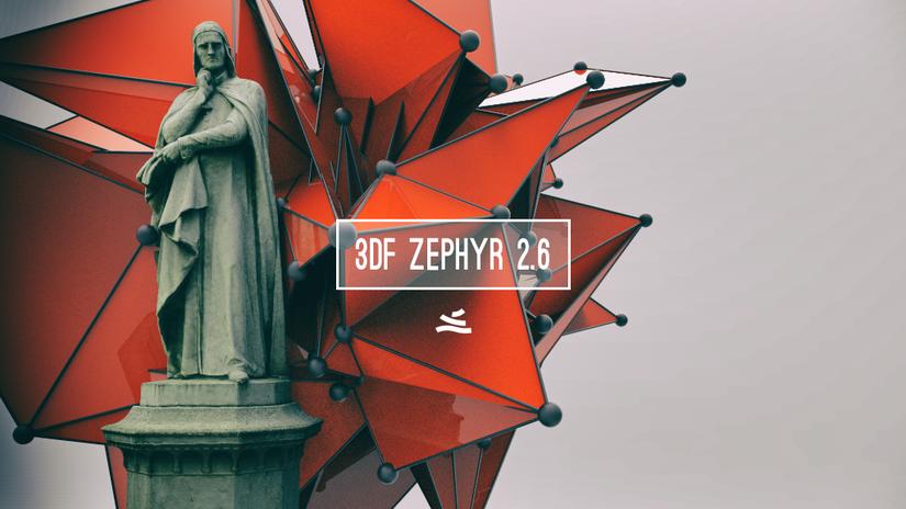 3DF Zephyr 2.6
