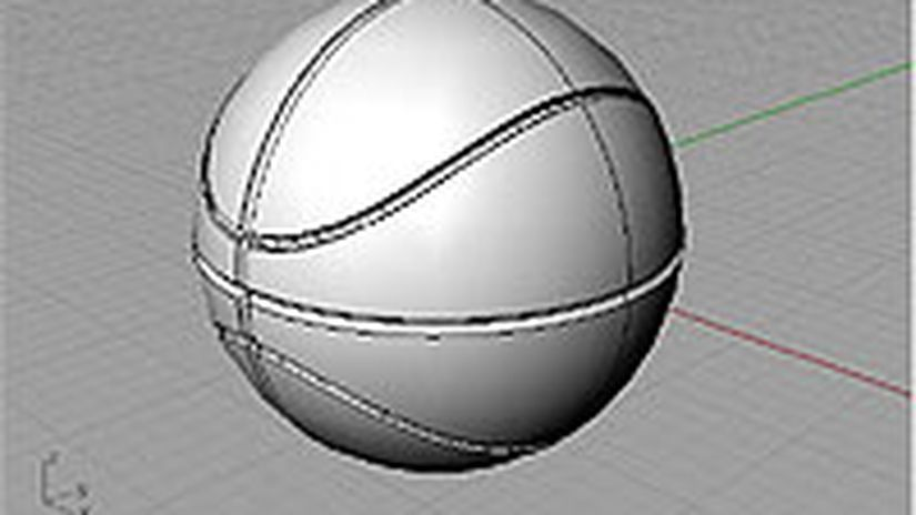 [rhino+max] Basketball And Rain - Tutorial 1