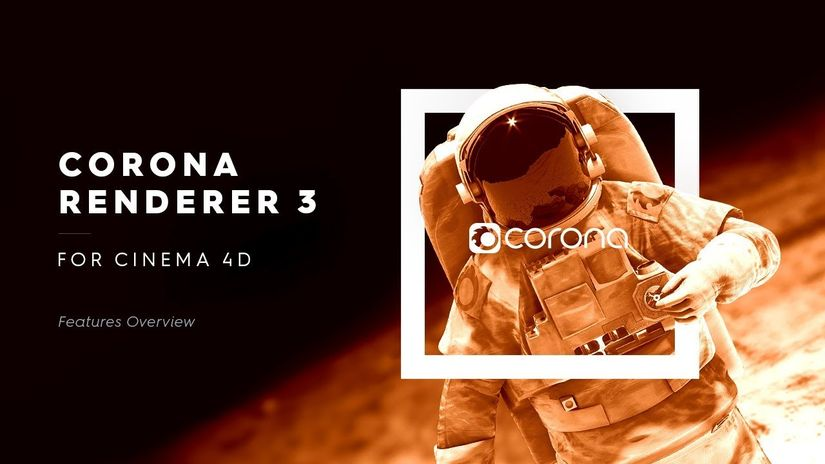 Corona Renderer 3 for Cinema 4D
