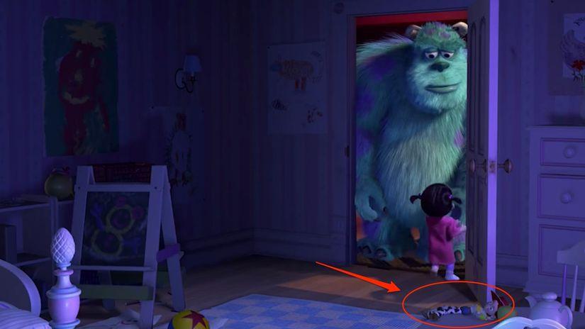Disney Pixar: ecco tutti gli easter egg connessi tra di loro