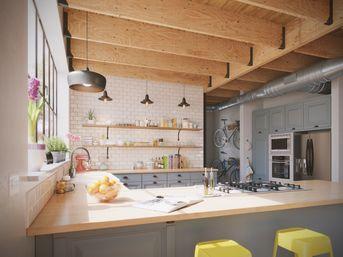 Barn Style Interior