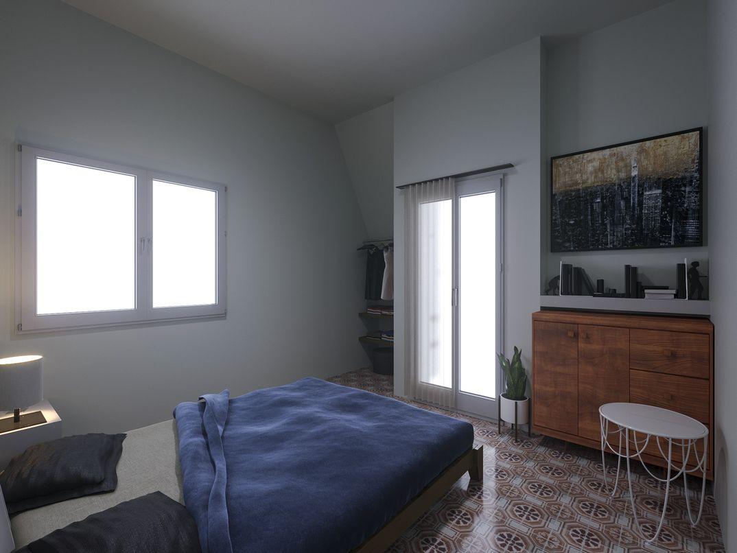 Mini appartemento