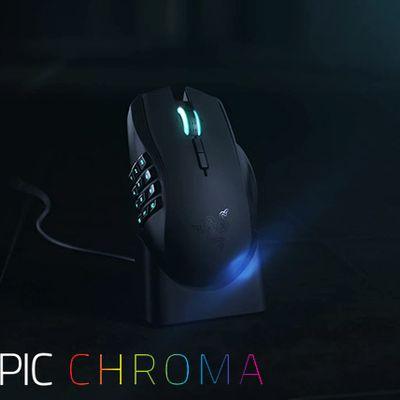 Razer Chroma Series Commercial