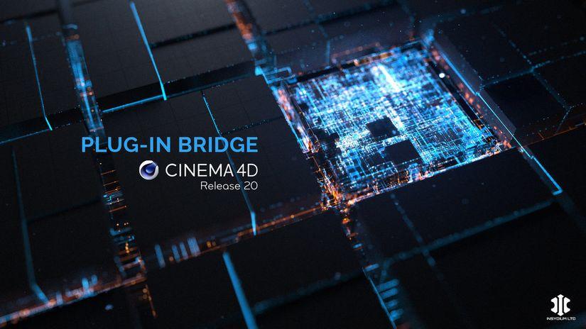 Un Bridge per rendere compatibili i plugin con Cinema 4D R20