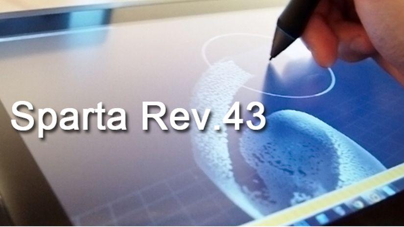 Sparta Rev.43