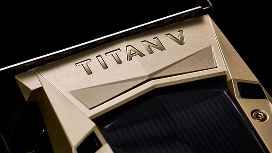 Gtx Nvidia Titan V