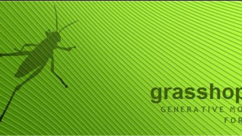 DDD 2015 - Rhinoceros & Grasshopper