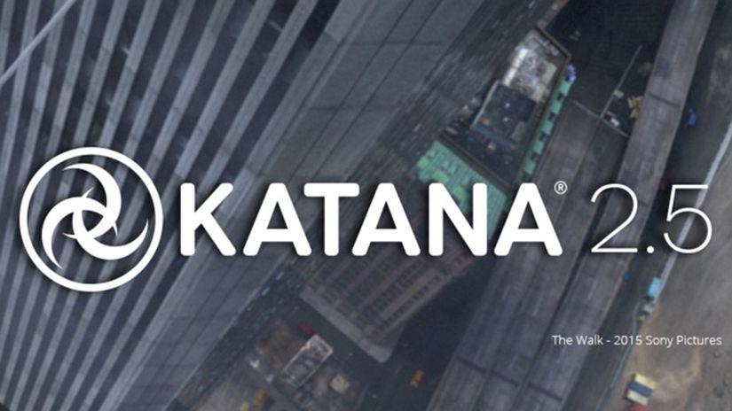 The Foundry rilascia la beta di Katana 2.5 per Windows