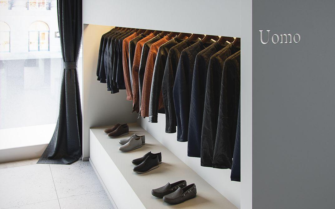 Venti5 - Ristrutturazione Negozio di Vestiti