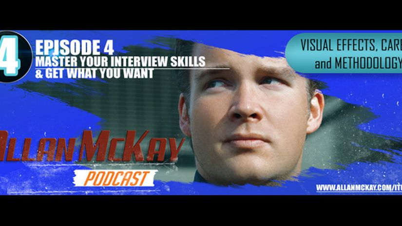 "Allan McKay Podcast  - #04 ""Mastering Interview and Communication Skills"