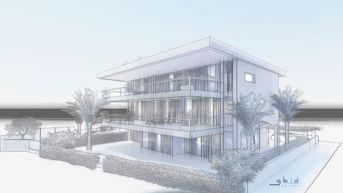 concept edificio residenziale