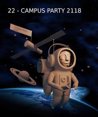 Campus Party 2118