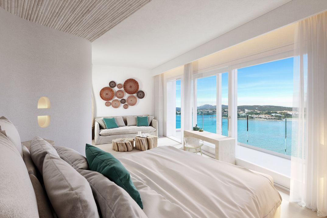 Junior Suite Cala Sabina | Gabbiano Azzurro Hotel & Suites