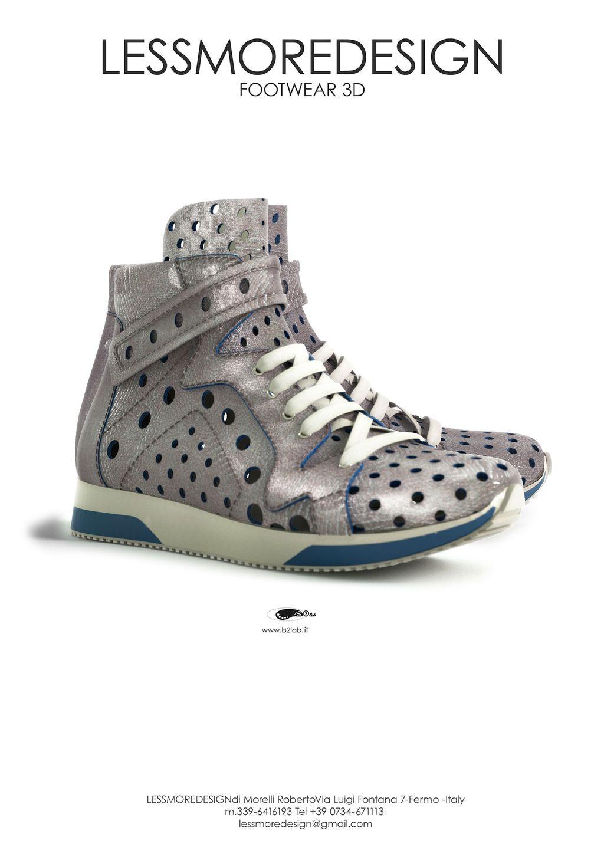 Modellazione-rendering sneaker2